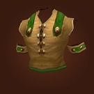 Disciple's Vest, Outlander's Tunic Model