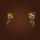 Phoenix Gloves, Mixologist's Gloves Model