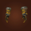 Colossal Dragonplate Gauntlets, Colossal Dragonplate Handguards Model