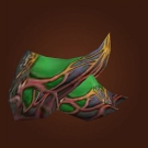 Hibernal Mantle, Venomshroud Mantle, Sylvan Shoulders, Bog Mantle, Eldr'naan Shoulderpads Model