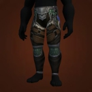 Wrathful Gladiator's Chain Leggings Model