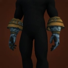 Jazeraint Gauntlets, Crusader's Gauntlets, Dracorian Gauntlets, Gloves of Marshmanship Model