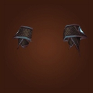 Cataclysmic Gladiator's Silk Handguards Model