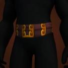Regal Sash, Oddly Magical Belt Model