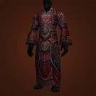 Deadly Gladiator's Silk Raiment Model