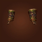 Crafted Dreadful Gladiator's Ringmail Gauntlets, Crafted Dreadful Gladiator's Linked Gauntlets, Crafted Dreadful Gladiator's Mail Gauntlets Model