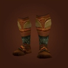 Slabchisel Boots, Night Watch Boots, Krom'gar Sergeant's Mesh Greaves, Swiftdart Battleboots Model