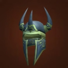 Keeper's Wreath, Traveler's Helm, Creeping Vine Helm Model