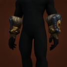 Sickened Scale Gauntlets, Grips of Rekindling, Windspeaker's Handwraps Model