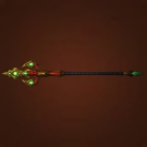 Staff of the Soul-Eater, Staff of the Forest Lord, Staff of the Forest Lord Model
