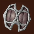 Shield of Azsharan Conquest, Pillager's Shield Model