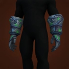 Lightning Emperor's Gauntlets, Lightning Emperor's Gloves, Lightning Emperor's Handguards Model