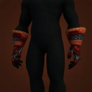 Raider's Gauntlets, Marshcreeper Gloves, Junior Technician 3rd Grade Gloves, Inferno Forged Gloves Model