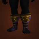 Nether-Empowered Footgear, Soulguard Slippers Model