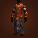 Robes of Summer Flame, Robes of Summer Flame Model