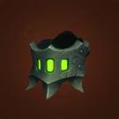 Helmet of the Barbed Assassin Model