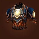 Wave of Life Chestguard, Hauberk of Whirling Fury Model