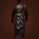 Robe of the Waking Nightmare, Sanctified Bloodmage Robe Model