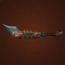 Arcweaver Spell Sword Model