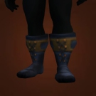 Ritual Stopper's Slippers, Krom'gar Sergeant's Linen Footwraps, Quiet Slippers, Bloodscalp Sandals, Junglestrider Sandals Model