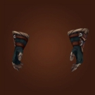 Sharptusk Gauntlets, Cydil's Coiled Grasp, Stonecrag Gauntlets, Grash's Fireproof Handguards Model