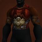Hauberk of the Furious Elements, Breastplate of Primal Fury, Brittle Flamereaver Hauberk Model