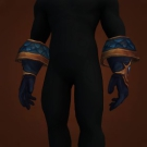 Gloves of the Chromatic Hydra Model