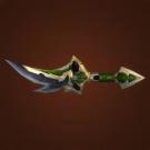 Terror Flame Dagger Model