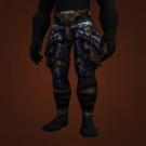 Grievous Gladiator's Dreadplate Legguards, Grievous Gladiator's Dreadplate Legguards, Prideful Gladiator's Dreadplate Legguards Model
