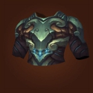 Chestplate of Congealed Corrosion, Icy Blood Chestplate Model