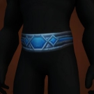 Vindicator's Mooncloth Belt Model