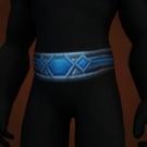 Vindicator's Mooncloth Belt Model