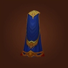 Lifegiving Cloak, Shawl of Shifting Probabilities, Cloak of the Moon, Cloak of Frozen Spirits, Relentless Gladiator's Cloak of Victory, Wrathful Gladiator's Cloak of Victory, Ruthless Gladiator's Cape of Prowess, Ruthless Gladiator's Cape of Cruelty, Ruthless Gladiator's Drape of Prowess, Ruthless Gladiator's Drape of Diffusion, Ruthless Gladiator's Drape of Meditation, Vicious Embersilk Cape, Vicious Fur Cloak, Vicious Hide Cloak Model