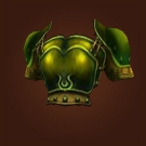 Emerald Breastplate, Ironvine Breastplate Model
