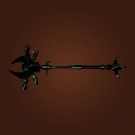 Grievous Gladiator's Battle Staff, Prideful Gladiator's Battle Staff Model