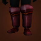 Thorium Boots, Abyssal Plate Greaves Model