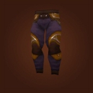 Wild Draenish Leggings Model