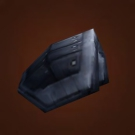 Cloaked Shoulderpads Model