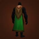 Mithril-Bark Cloak, Earthbound Cape, Spiritcaller Cloak Model