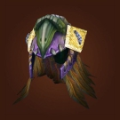 Helm of the Blind Seer Model