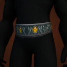 Waistguard of the Great Beast Model
