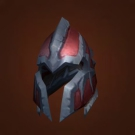 Beast Lord Helm, Crusader's Coif Model