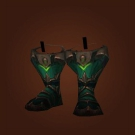 Crafted Dreadful Gladiator's Warboots of Cruelty Model