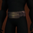 Bear Hunter's Belt Model
