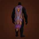 Lavasoul Cloak, Fireheart Cloak, Cloak of Snow Blossoms, Kiln-Stoker Cloak, Sha-Seeker Cloak, Kiln-Stoker Cloak Model