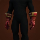 Scarlet Gauntlets Model