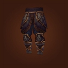 Sword Dancer's Leggings, Sword Dancer's Leggings Model