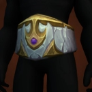 Belt of the Blackhand, Tempest Keeper Belt Model