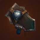 Wild Combatant's Shield Wall, Warmongering Combatant's Shield Wall Model