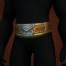 Collector's Belt, Belt of Turning Tides, Bloodmaw's Belt Model